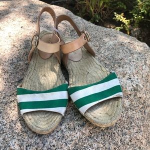 Size 6.5 Women's COACH Sandals